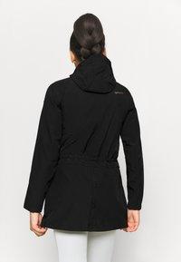 Brunotti - MIRJA - Softshellová bunda - black - 2