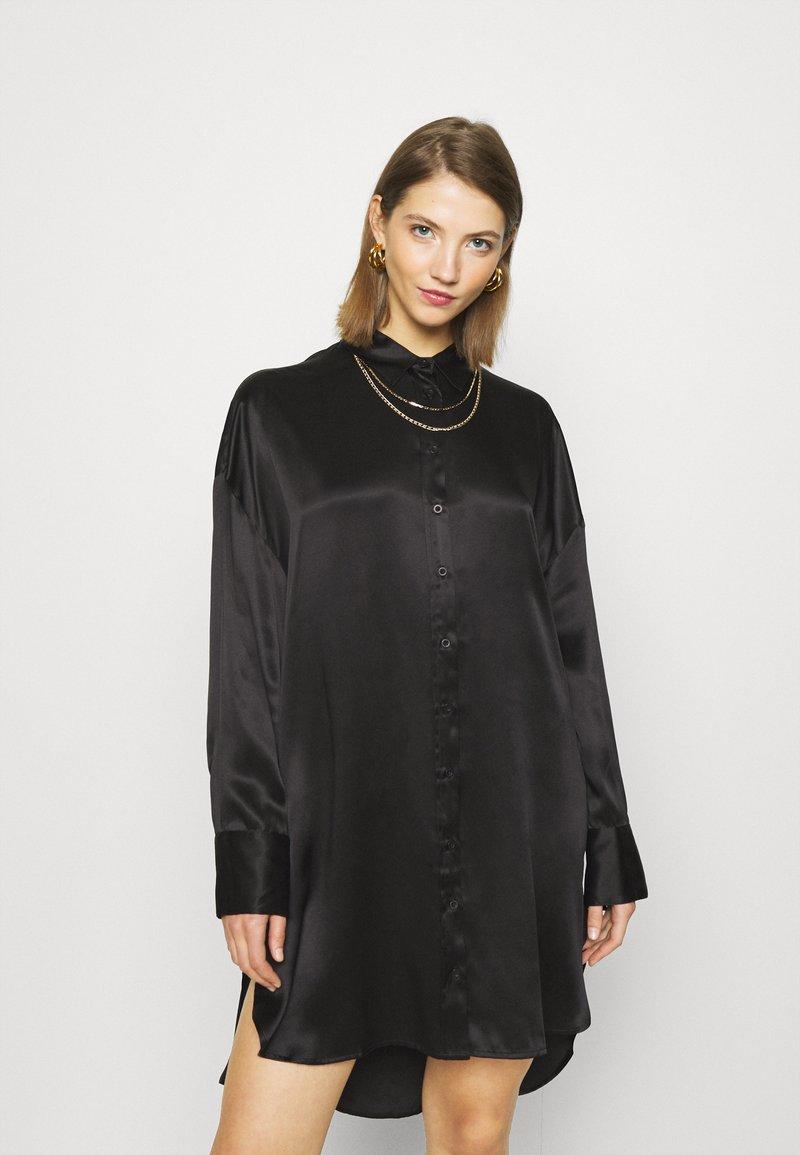 10DAYS - TUNIC DRESS - Day dress - black