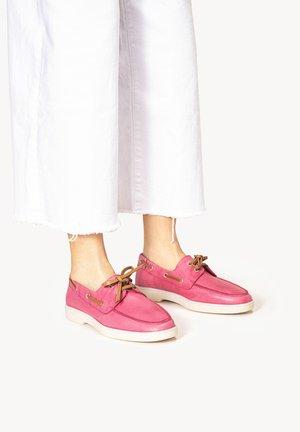 Bootschoenen - lollipop pink lpk