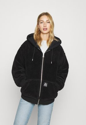 ROSIE HOODED - Winter jacket - black