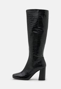 TWINSET - STIVALE TACCO ALTO - High heeled boots - nero - 1