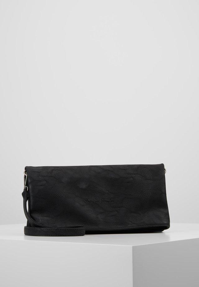 RONJA SADDLE - Across body bag - black