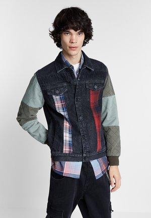 CHAQ_MAGNUS - Denim jacket - black