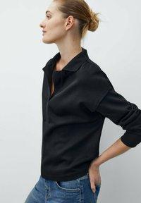 Massimo Dutti - Sweatshirt - black - 1