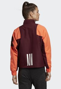 adidas Performance - BACK-TO-SPORT LINED INSULATION JACKET - Sports jacket - red - 2
