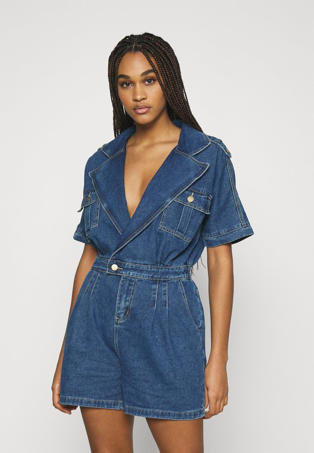 YOUNG LADIES PLAYSUIT - Overall / Jumpsuit - denim