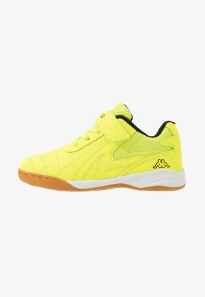 FURBO UNISEX - Zapatillas de entrenamiento - yellow/black