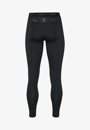 FIRST PERFORMANCE TIGHTS - Collants - black