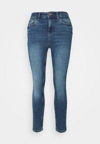 New Look Petite - LIFT - Skinny džíny - mid blue - 4