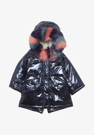 DELORES JACKET  - Winter coat - metalic navy