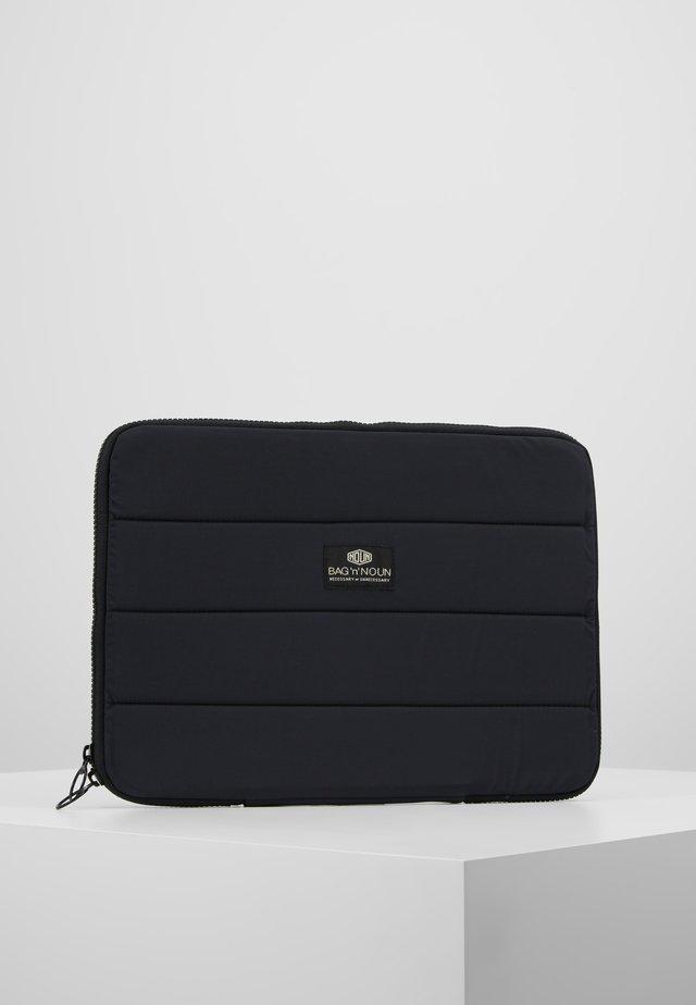 CASE MAT - Sac ordinateur - black