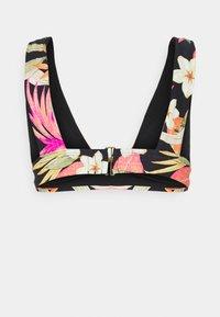 Rip Curl - NORTH SHORE DEEP  - Bikini top - black - 1