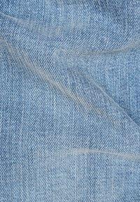 G-Star - 3301 STRAIGHT TAPERED - Zúžené džíny - blue - 4