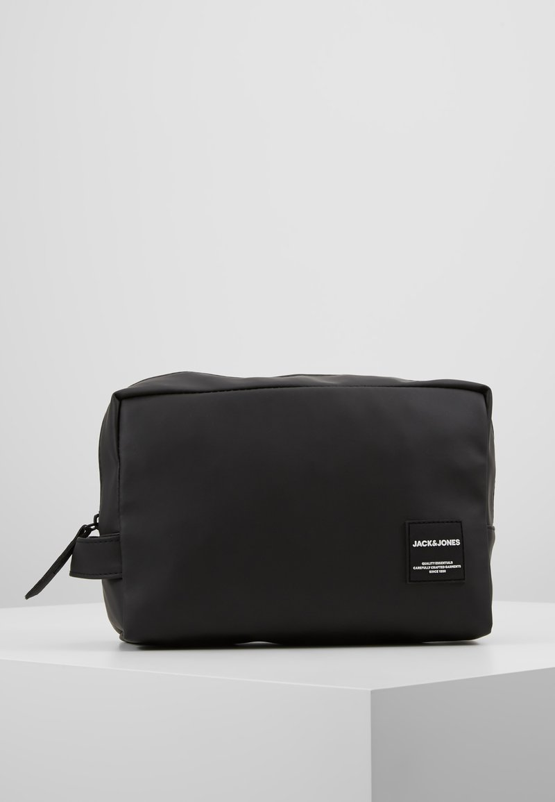 Jack & Jones - JACPETE TOILETRY BAG - Trousse de toilette - black