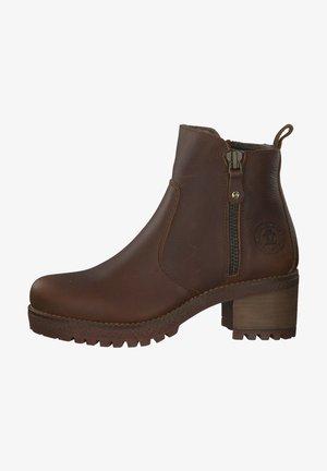 Classic ankle boots - grass cuero bark