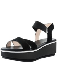 Ekonika - Platform sandals - schwarz - 3