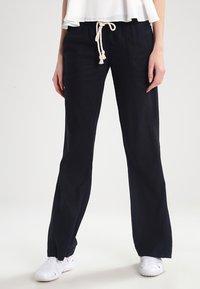 Roxy - OCEANSIDE - Kalhoty - true black - 0