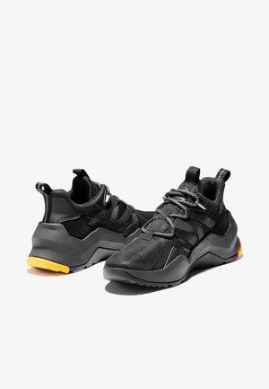 Madbury Oxford - Zapatos con cordones - black mesh w black