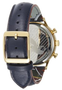 Ted Baker - COSMOP - Hodinky se stopkami - blue/gold-coloured/white - 1
