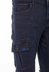 Cipo & Baxx - Slim fit jeans - blauw - 3