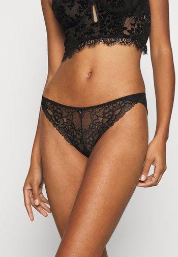 SEXY BRAZILIAN MULTI  3 PACK - Underbukse - black
