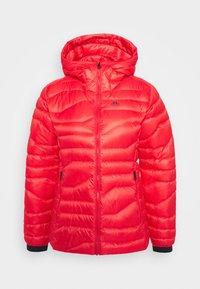 J.LINDEBERG - EMMA  - Down jacket - racing red - 3