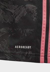 adidas Performance - REAL MADRID AEROREADY MINIKIT - Sports shorts - black - 7