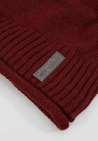 Chillouts - ETIENNE  - Beanie - burgundy - 5