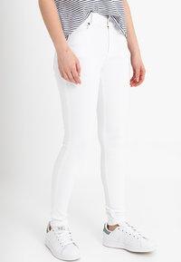 Dr.Denim Petite - LEXY - Skinny džíny - white - 0