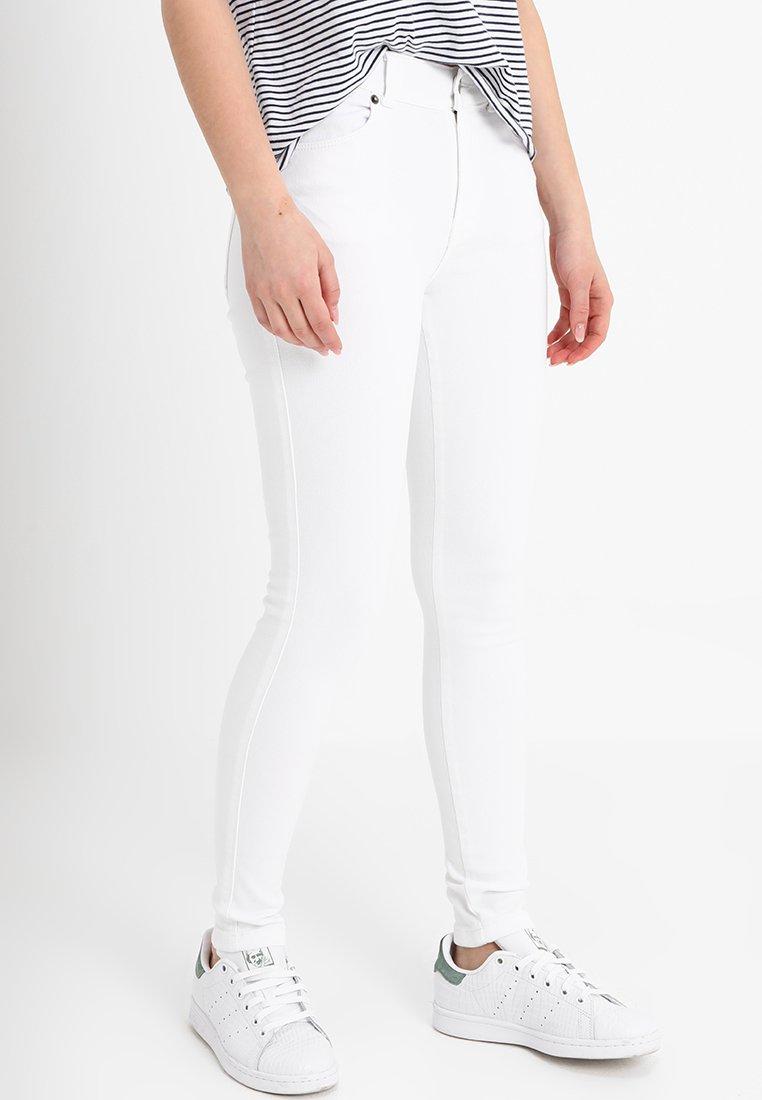 Dr.Denim Petite - LEXY - Skinny džíny - white