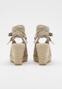 Vidorreta - High heeled sandals - piedra - 3