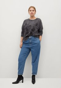 Violeta by Mango - CHRIS - Sweatshirt - grau - 1