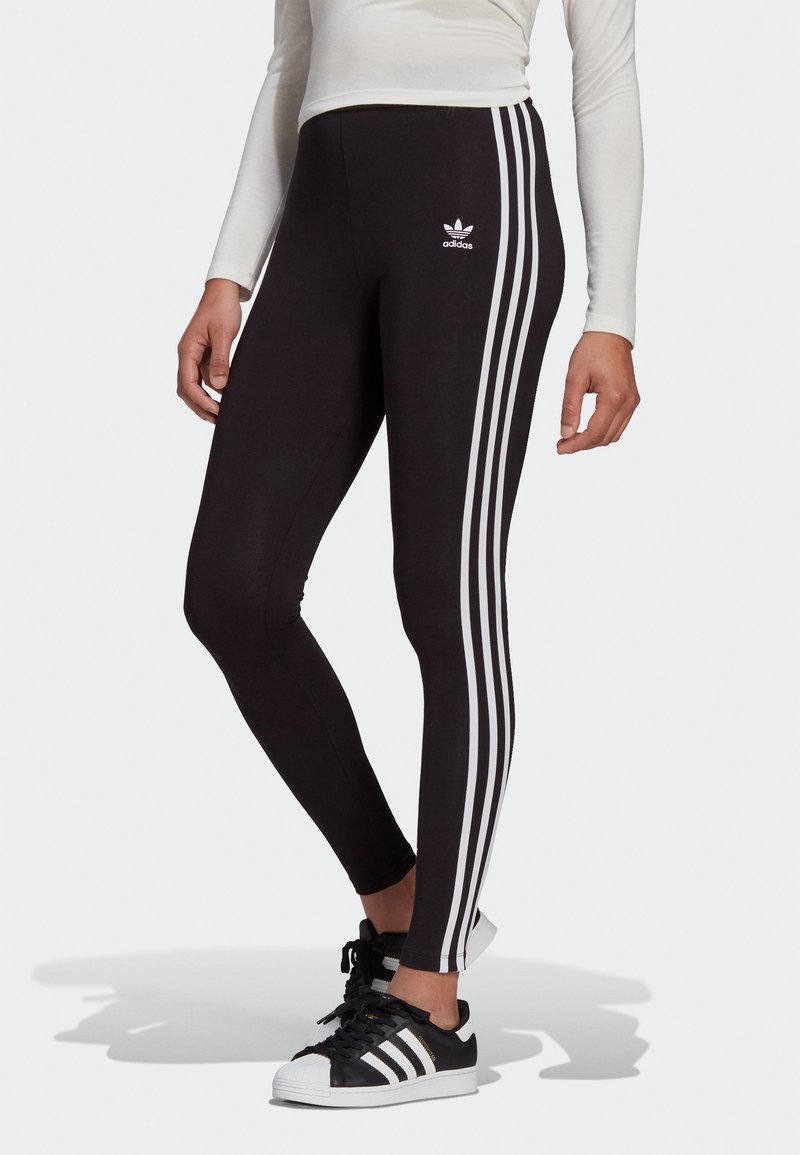 adidas Originals - Leggingsit - black