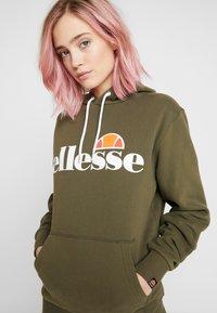 Ellesse - TORICES - Hoodie - khaki - 4