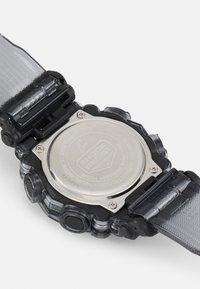 G-SHOCK - BLACK SKELETON GA-900SKE UNISEX - Digital watch - transparent black - 3