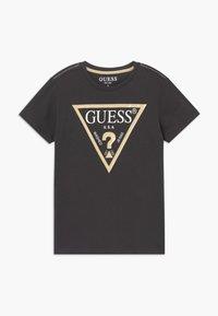 Guess - JUNIOR CORE - T-shirt z nadrukiem - phantom - 0