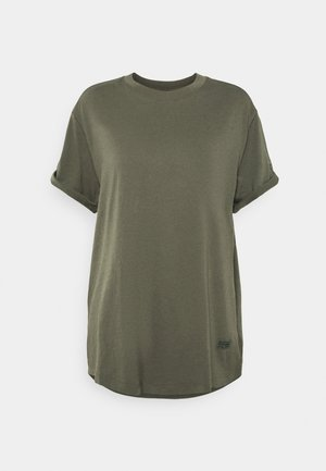 LASH FEM LOOSE - T-shirt basic - combat