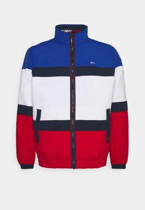 PADDED JACKET - Summer jacket - white/multi