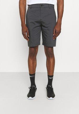 DRY FIT CLUB SHORT - Sportovní kraťasy - dark smoke grey