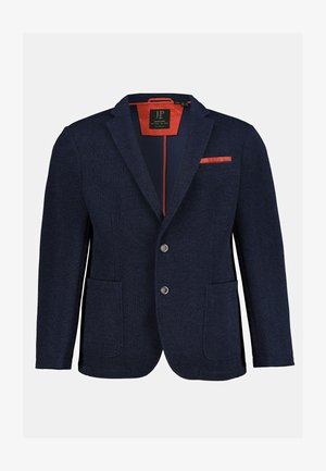 GROSSE GRÖSSEN FLEXNAMIC® STRUKTUR STR - Suit jacket - navy