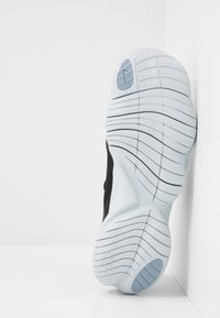 Nike Performance - FREE RN 5.0 2020 - Minimalist running shoes - white/black/obsidian mist - 4