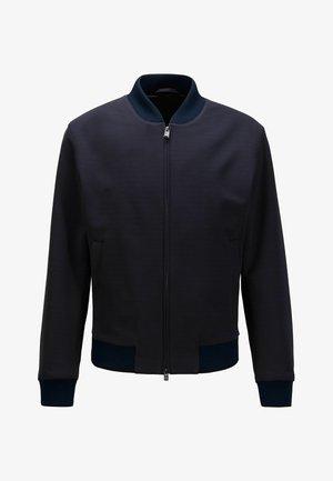 NOLWIN - Bomber Jacket - dark blue