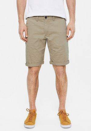 SLIM-FIT - Shorts - beige