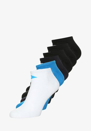 BASIC 6 PACK - Socks - white/blue/navy