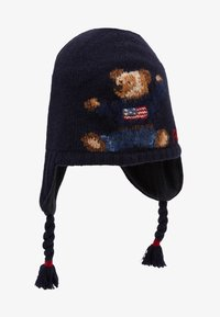 Polo Ralph Lauren - BEAR EARFLAP - Bonnet - navy - 1