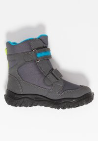 Superfit - HUSKY - Winter boots - grau/blau - 1
