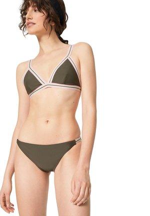 Bikini - oliv-grün