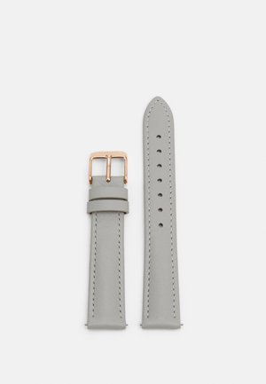 STRAP - Watch accessory - grey/rose gold-coloured