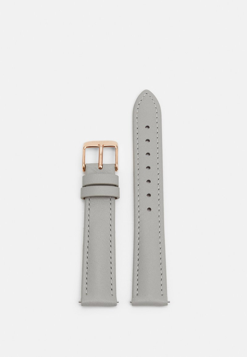 Cluse - STRAP - Příslušenství khodinkám - grey/rose gold-coloured