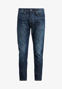 CALLEN CROP REGULAR - Straight leg jeans - blue grey